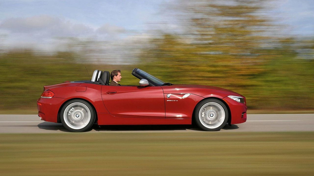 2011 BMW Z4 sDrive35is