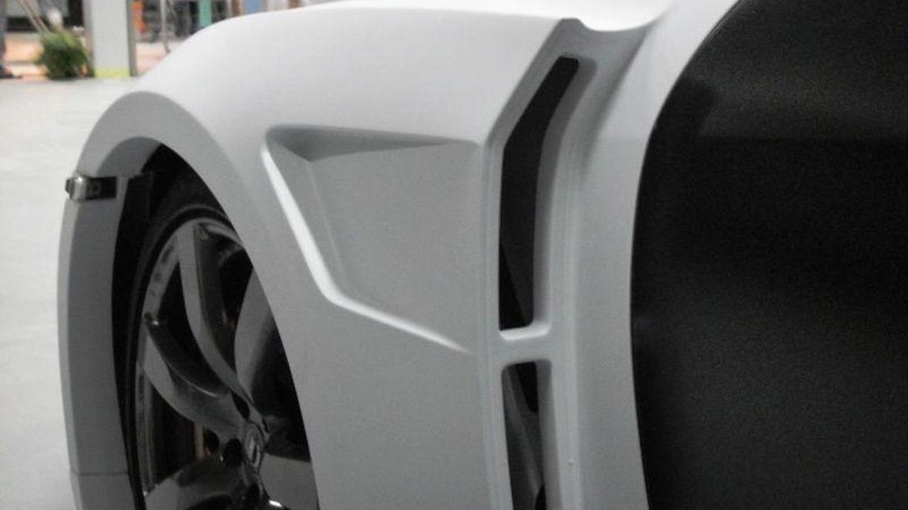 Axell Auto R35 GTR - 12.28.2010