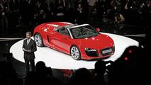 Audi R8 V10 Spyder Priced for UK