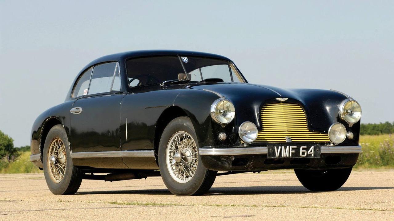 1950 Aston Martin DB2 Team Car