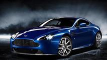 Aston Martin V8 Vantage S unveiled