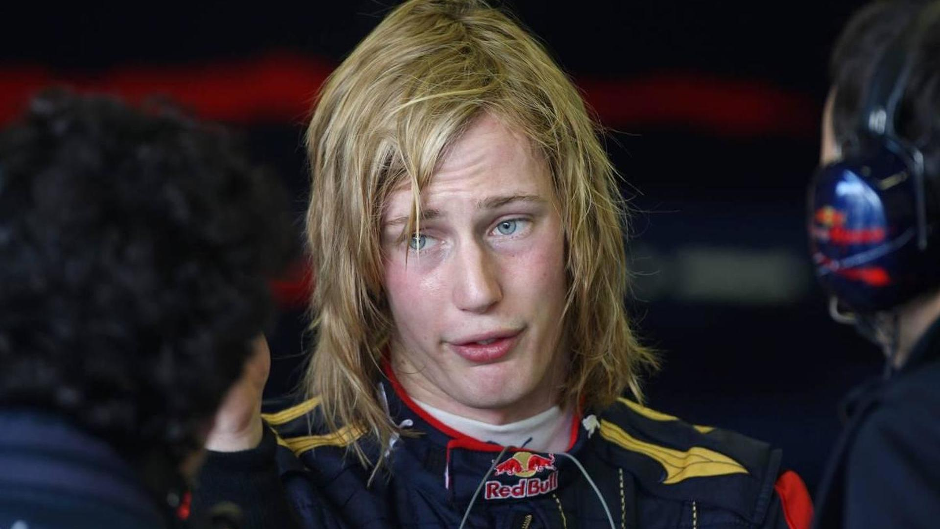 Red Bull confirms Brendon Hartley ousting