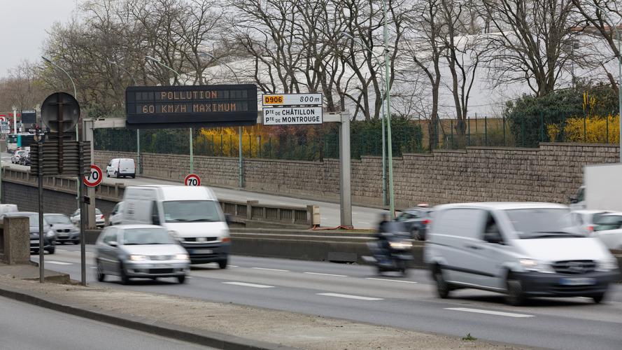 Circulation alternée dans Paris ce mardi !