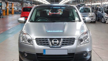 Nissan Qashqai Ready for Production