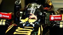 Romain Grosjean (FRA), Lotus F1 E23 / XPB
