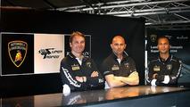 Lamborghini Huracan LP 610-4 Super Trofeo announced