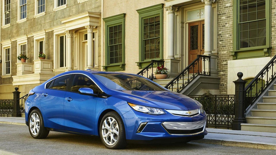 2016 Chevrolet Volt to have a shortened model year with limited availability