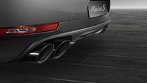 Porsche Exclusive exhaust for Macan S Diesel