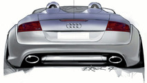 Audi TT Speedster Confirmed for Production
