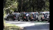 Citroën AirCross: Leitor flagra