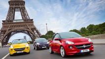 Opel Adam OPC under consideration - report