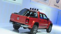 Volksagen Amarok Canyon Concept live in Geneva 06.03.2012