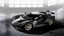 Previous owners may have been neglected in Ford GT selection process