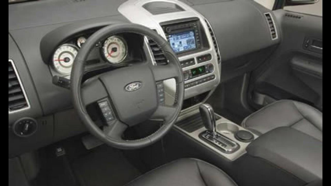 Exclusivo - Ford vai importar o utilitário de luxo Edge para o Brasil