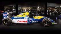 Une Williams FW14B lauréate au Japon, mise aux enchères