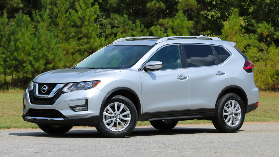 Review: 2017 Nissan Rogue
