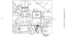 VW self-driving tech patent sketch