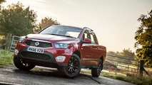 Ssangyong Musso is the new name for updated Korando Sport pickup