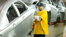 2007 Chrysler Sebring Sedan Production