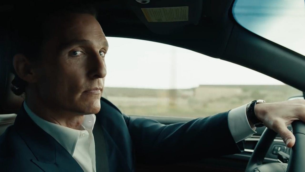 Lincoln MKZ Ad