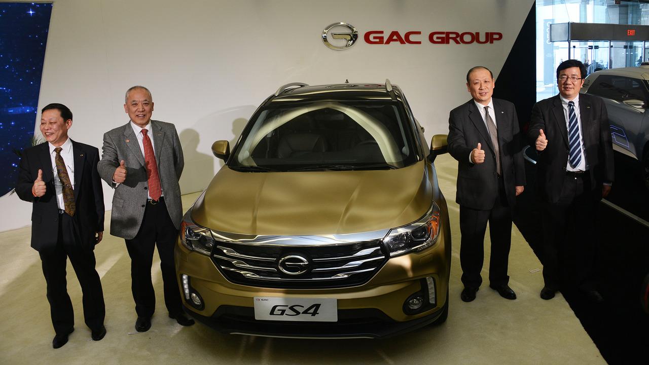 GAC GS4 crossover