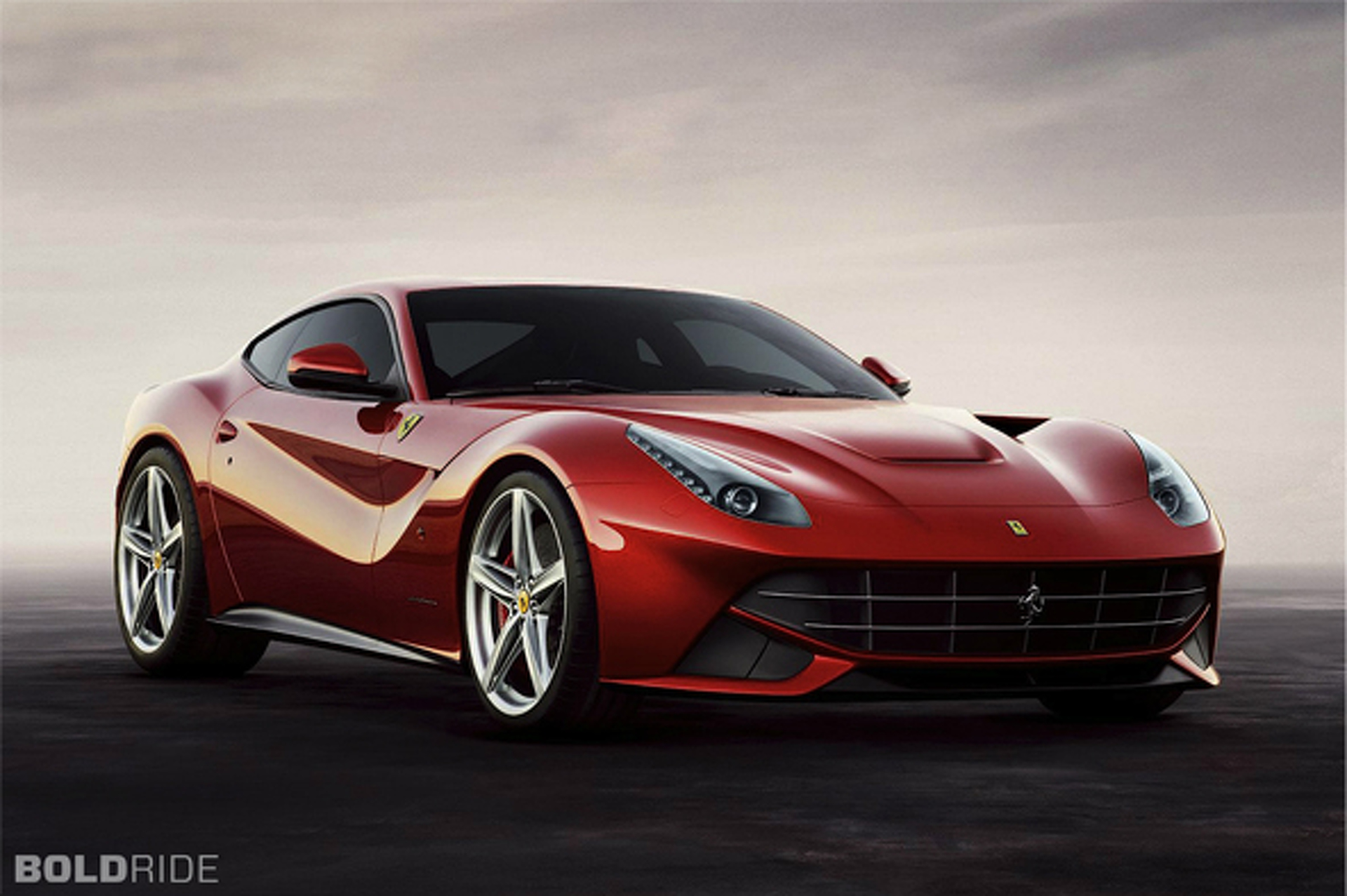 Most Popular: 2013 Ferrari F12berlinetta