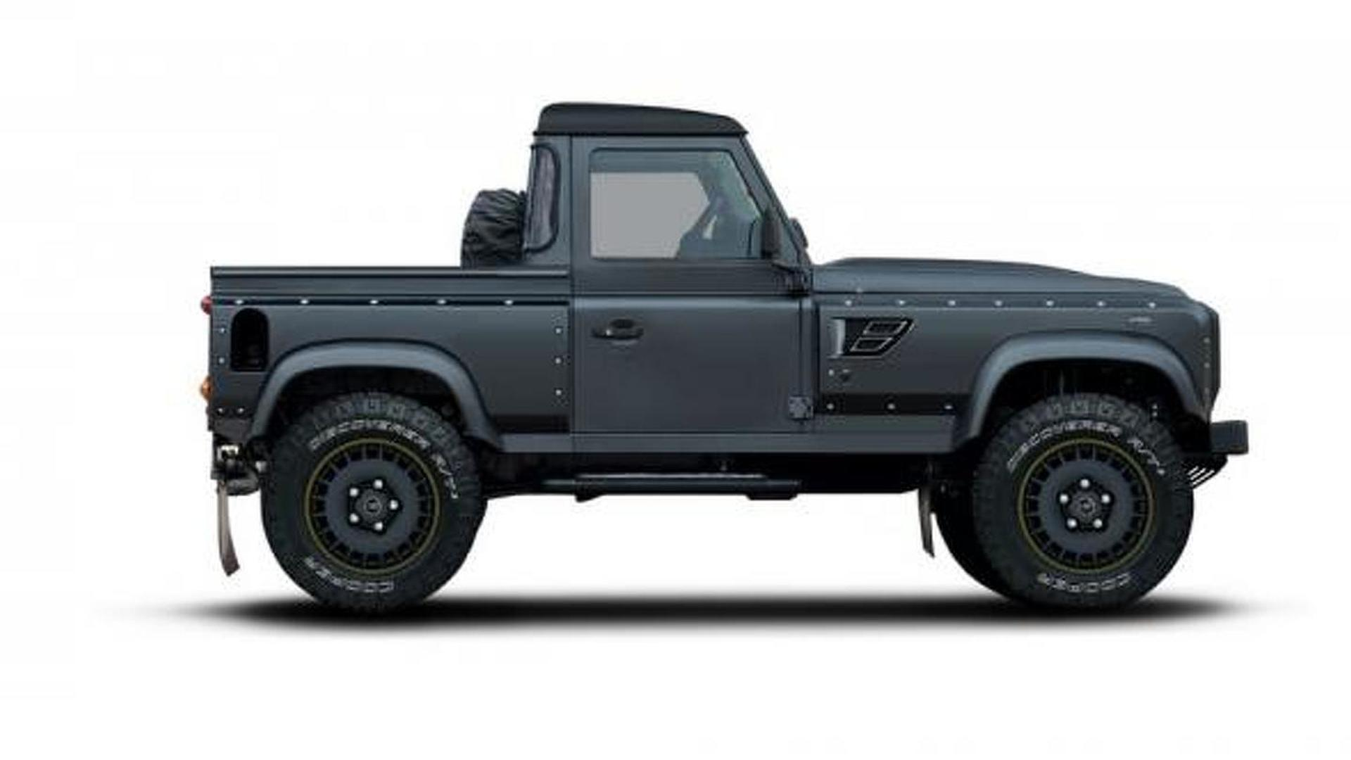 Kahn Design previews their Flying Huntsman 105 Pick Up