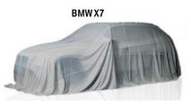 2019 BMW X7 teaser