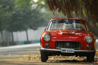 The Luxurious Lancia Flaminia and Its Star-Studded Past