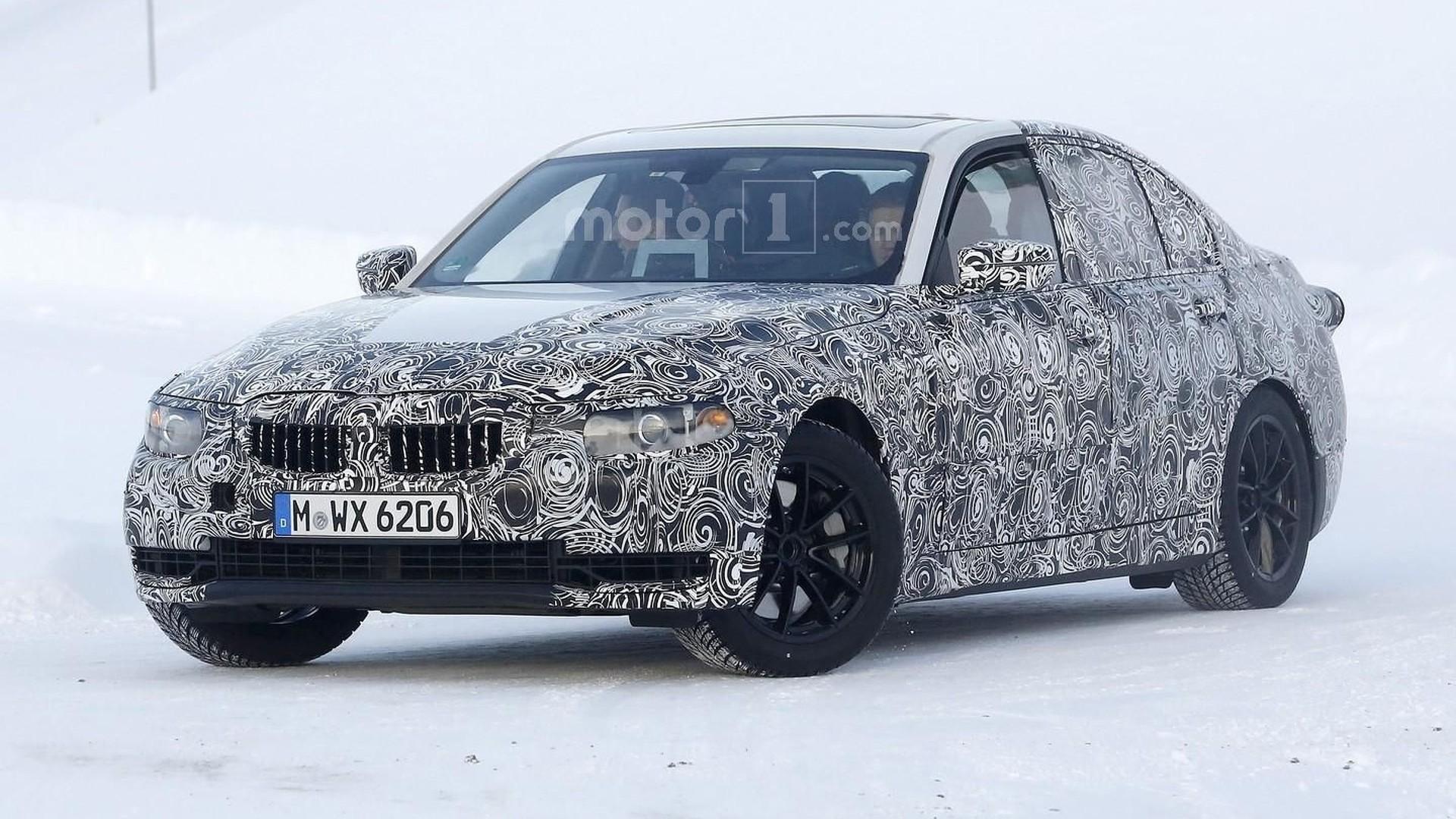 2018 BMW 3 Series says hello from Scandinavia | Motor1.com