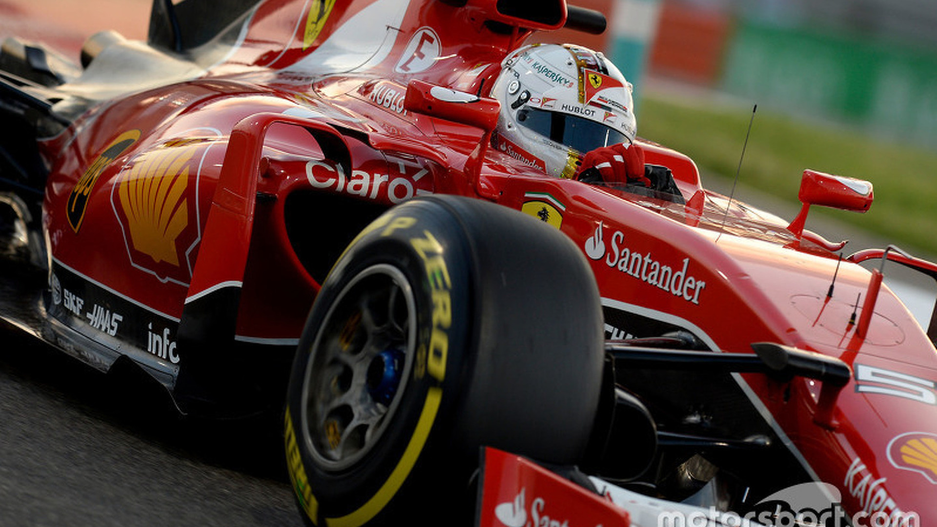Vettel back testing for Ferrari at Fiorano