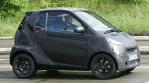 New Smart For-Two Coupe