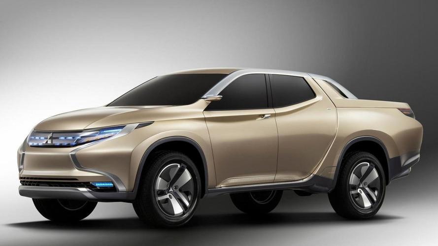 Mitsubishi CA-MiEV and GR-HEV concept photos surface