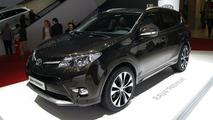 Toyota RAV4 Premium live in Geneva