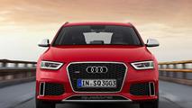 2014 Audi RS Q3 leaked photo 19.2.2013