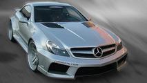 Mercedes SL-Class widebody by Misha Designs, 1000, 25.10.2010