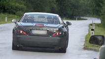 2013 Mercedes-Benz SL-Class prototype first spy photos 08.12.2009