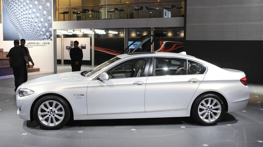 Audi, BMW and Mercedes dominate premium sector in China