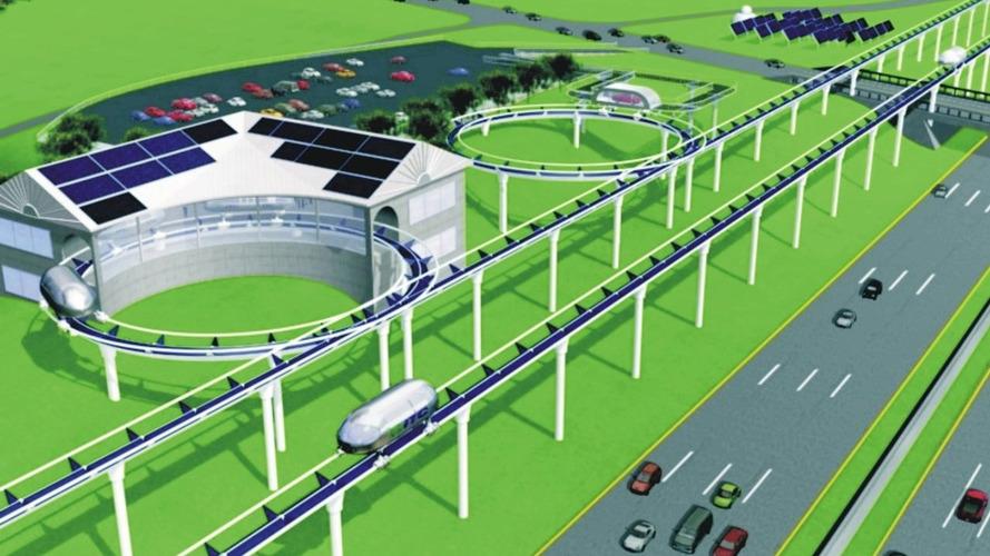 Hydrogen Powered High-Speed Detroit-Lansing Mag-Lev Line Proposed