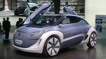 Renault Zoe Z.E. Concept live in Frankfurt