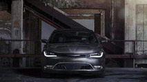 2015 Chrysler 200 leaked photo