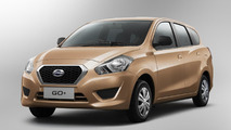 Datsun GO+ announced