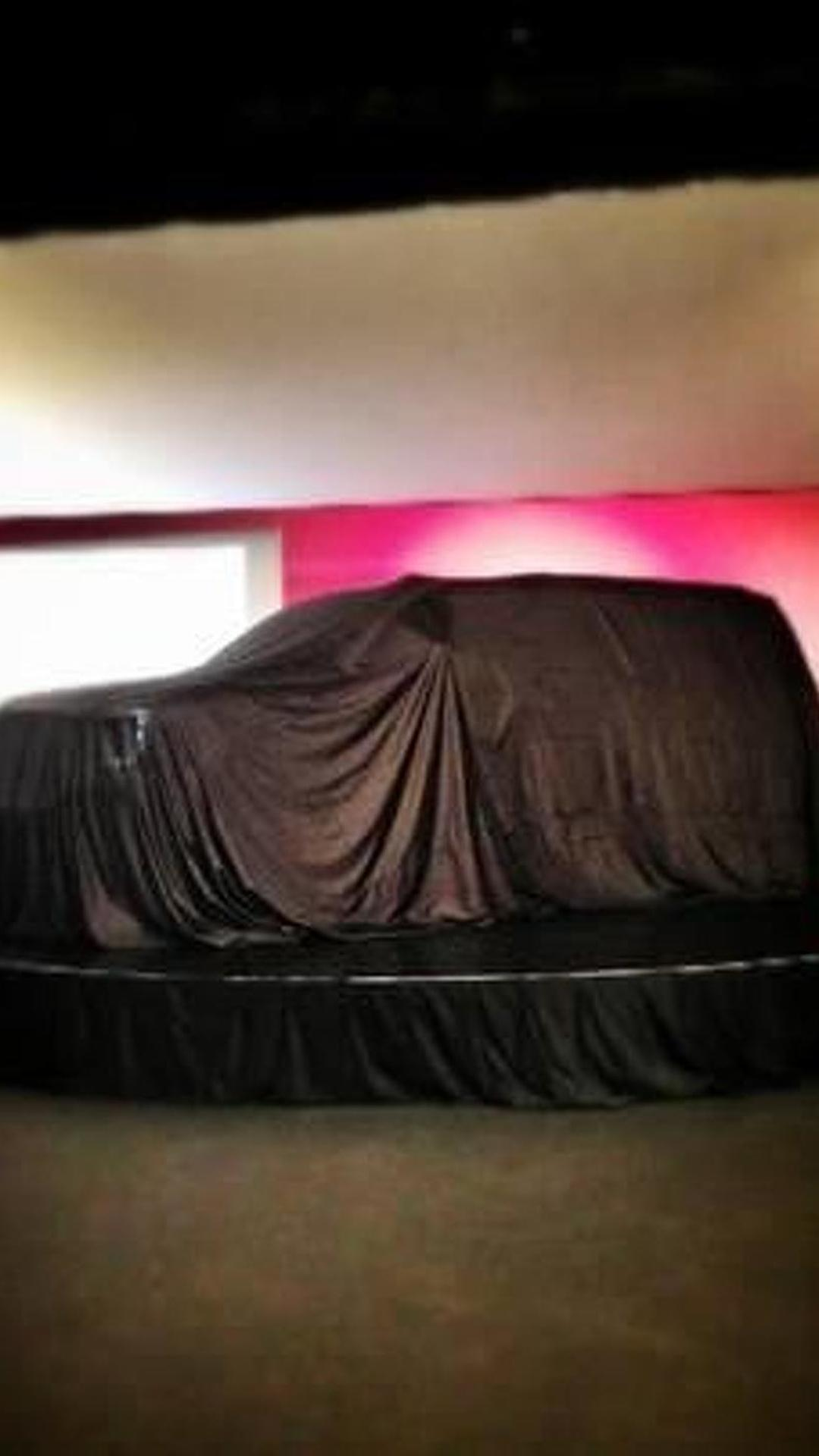 2015 GMC Yukon teased