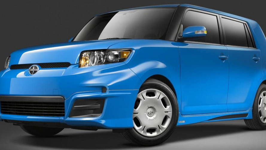 Scion becoming more mainstream, xB faces uncertain future