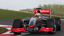 McLaren to be near back of grid - Haug