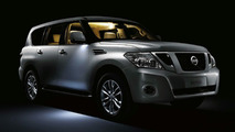 2011 Nissan Patrol first photos - 15.02.2010