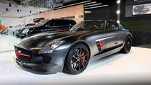 Mercedes Concept 358 and unique SLS AMG introduced in Australia