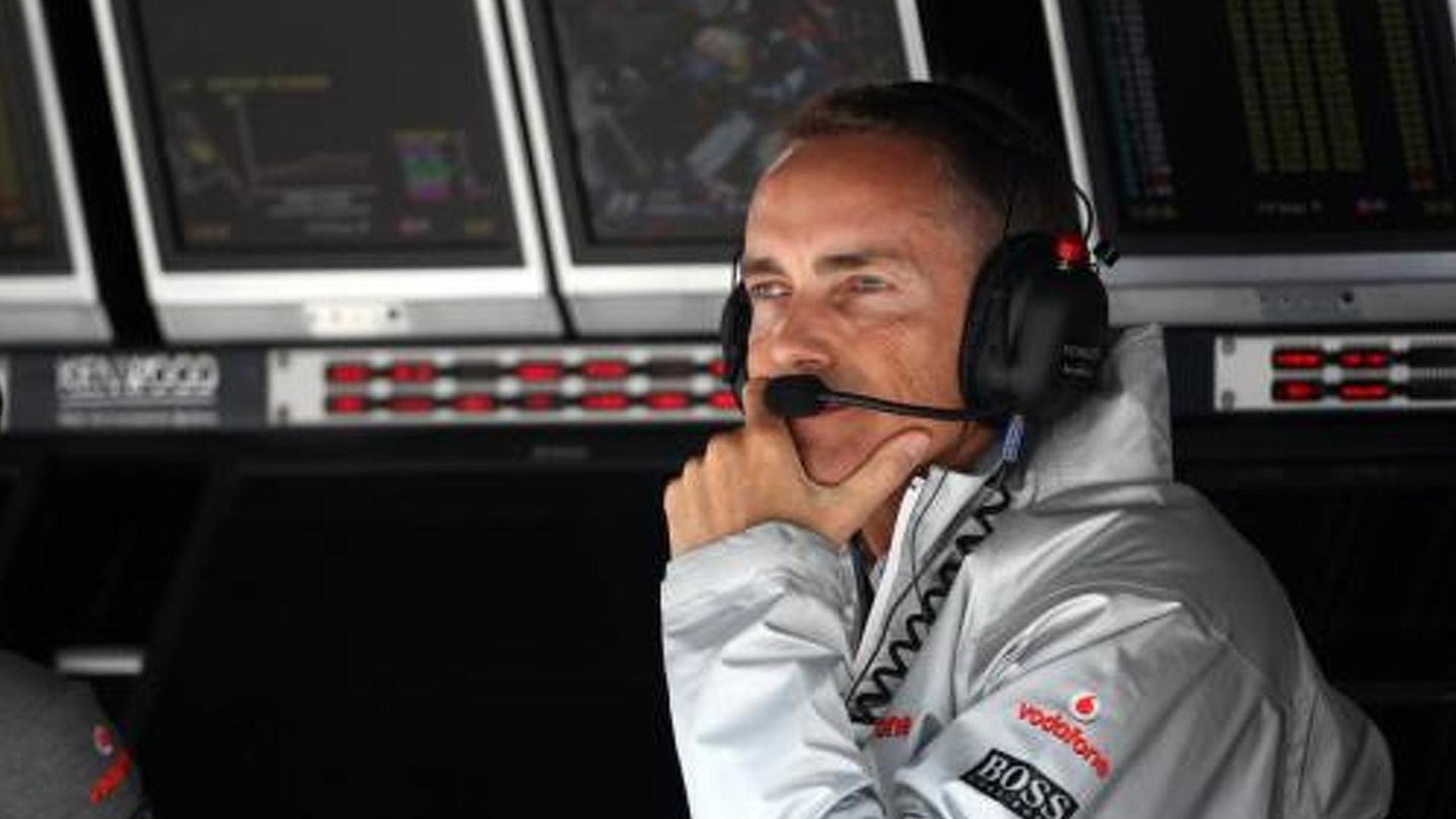 Team boss Whitmarsh becomes McLaren Group CEO