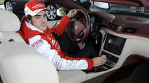 Alonso Gets Maserati GranCabrio as Daily Driver