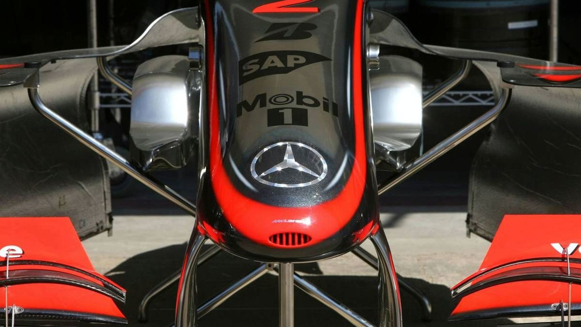 11 per cent of McLaren still owned by Mercedes